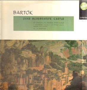 Bartok - Duke Bluebeard's Castle