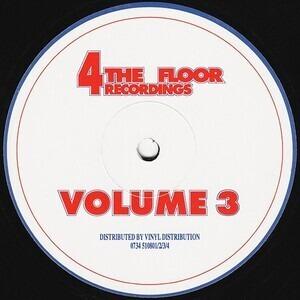 4 The Floor Recordings - Volume 3