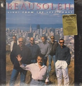 Beausoleil - Live from the Left Coast