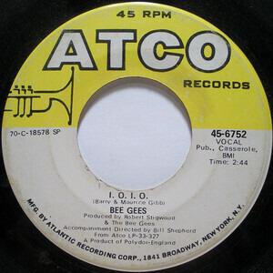 Bee Gees - I. O. I. O.