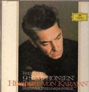 Ludwig Van Beethoven - 9 Symphonien, Karajan, Berliner Philharmoniker