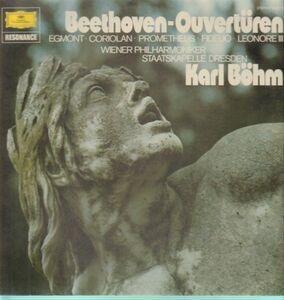 Ludwig Van Beethoven - Ouvertüren Karl Böhm