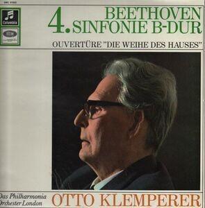 Ludwig Van Beethoven - sinfonie nr. 4 B-dur op. 60