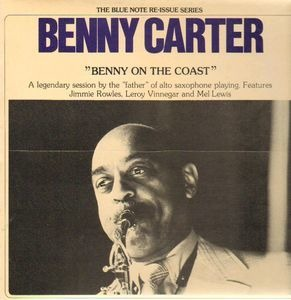 Benny Carter - Benny on the Coast