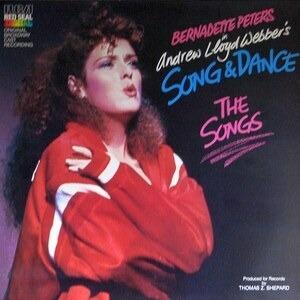 Bernadette Peters - Song & Dance