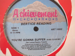 Bertice Reading - You're Gonna Suffer
