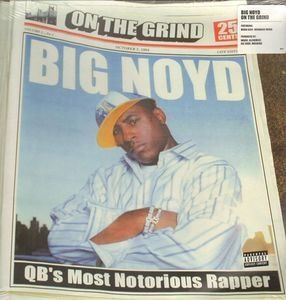 Big Noyd - On the Grind
