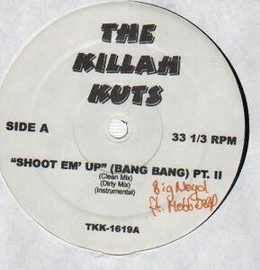 Big Noyd - The Killah Kuts