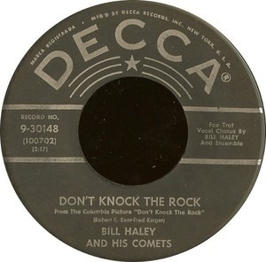 Bill Haley - Don't Knock The Rock