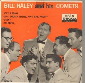 Bill Haley - Joey's Song / Ooh! Look-A There, Ain't She Pretty