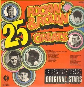 Bill Haley - 25 Rockin' & Rollin' Greats