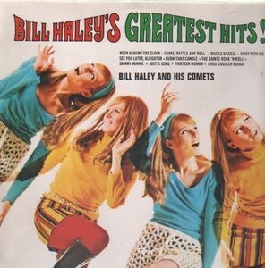 Bill Haley - Bill Haley's Greatest Hits!