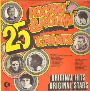 Bill Haley - 25 Rockin' & Rollin' Greats