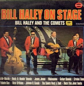 Bill Haley - Bill Haley On Stage
