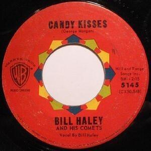 Bill Haley - Candy Kisses / Tamiami