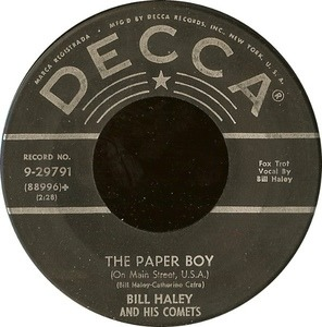 Bill Haley - See You Later, Alligator
