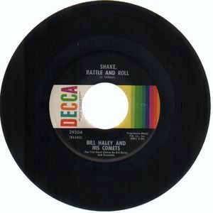 Bill Haley - Shake, Rattle And Roll / A. B. C. Boogie