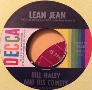 Bill Haley - Skinny Minnie