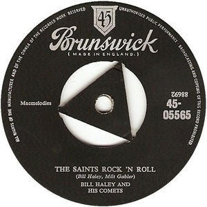 Bill Haley - The Saints Rock 'N Roll
