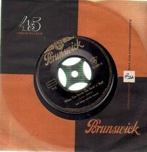 Bill Haley - When The Saints Go Rock 'N' Roll / R-O-C-K