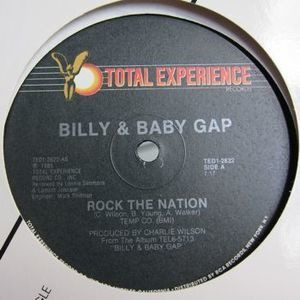 Billy and Baby Gap - Rock the Nation