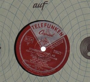 Billy Butterfield - Somebody Loves Me/ Nice Work Of You Can Get It