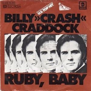 Billy 'Crash' Craddock - Ruby, Baby