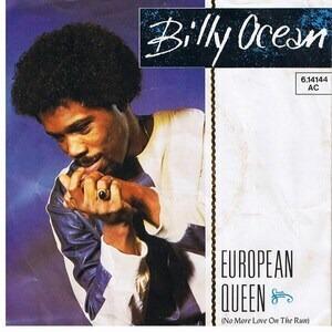 Billy Ocean - European Queen (No More Love On The Run)
