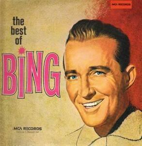 Bing Crosby - The best of Bing