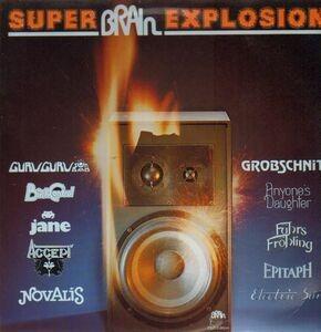 Birth Control - Super Brain Explosion