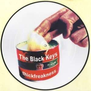 The Black Keys - Pd-Thickfreakness