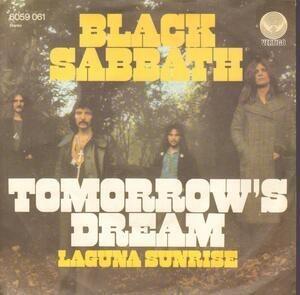Black Sabbath - Tomorrow's Dream