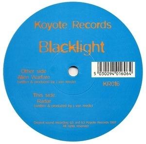 Blacklight - Alien Warfare / Radar
