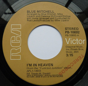 Blue Mitchell - I'm In Heaven