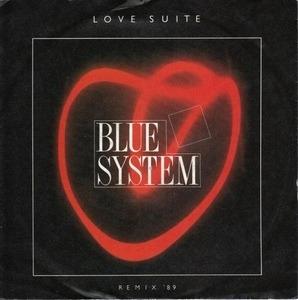 Blue System - Love Suite (Remix '89)