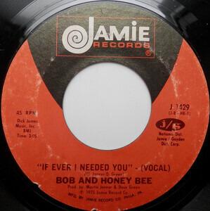 Bob - If Ever I Needed You