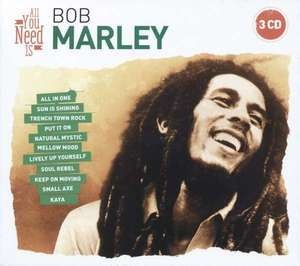 Bob Marley - All You Need Is: Bob Marley