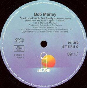 Bob Marley - One Love / People Get Ready