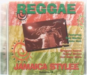 Bob Marley - Reggae Jamaica Stylee Volume Four