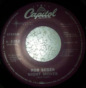 Bob Seger - Night Moves / Mainstreet
