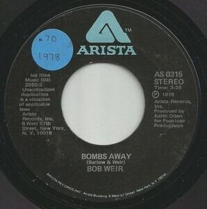 Bob Weir - Bombs Away