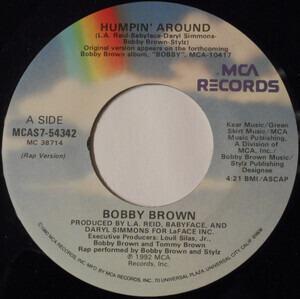 Bobby Brown - Humpin ' Around