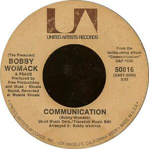 Bobby Womack - Communication