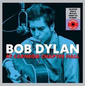 Bob Dylan - At Carnegie Chapter