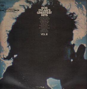 Bob Dylan - Greatest Hits Vol. III