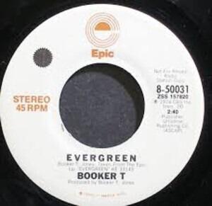 Booker T. Jones - Evergreen