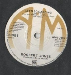 Booker T. Jones - Let's Go Dancing