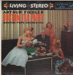 Boston Pops Orchestra - Boston Tea Party