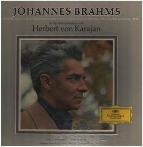 Johannes Brahms - Die 4 Symphonien, Violinkonzert, Haydn-Variationen, Ein Deutsches Requiem