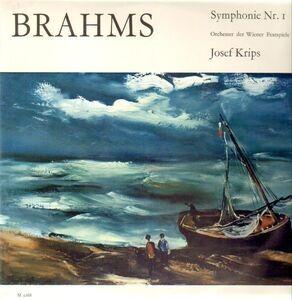 Johannes Brahms - Symphonie Nr.1 (Josef Krips)